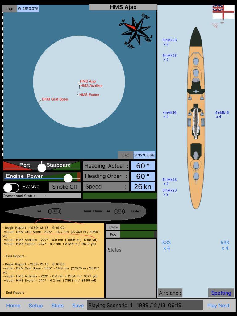 DKM Graf Spee 1.5.2 Observation plane 4